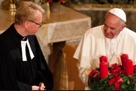 【鹽與光:教會透視】教宗方濟各瑞典使徒之旅