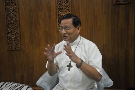 緬甸樞機呼籲政府歸還被國有化的教會學校