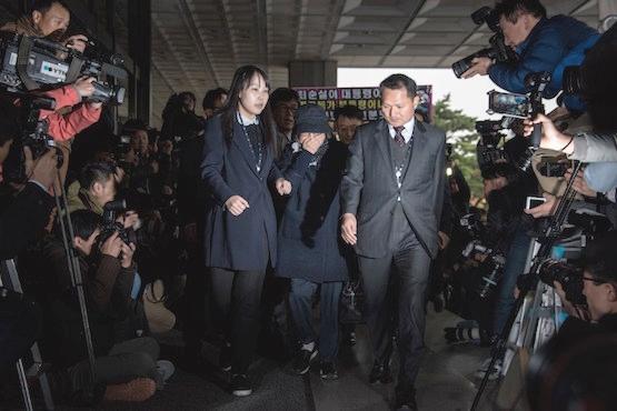 南韓總統密友干政,韓國主教譴責政治醜聞