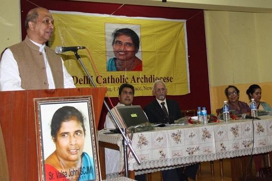 印度遭杀害修女获奉为传教楷模,生前为原住民争权益 thumbnail