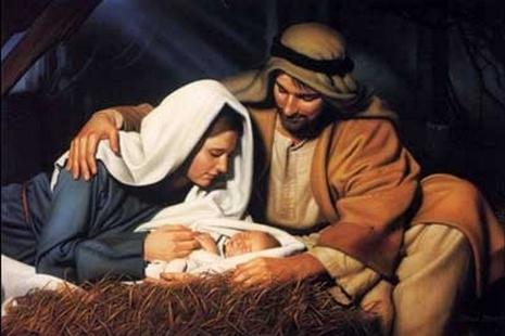 【博文】普天同慶耶穌聖誕,救主降世萬民齊歡