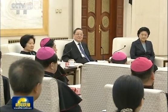 中國天主教代表大會閉幕,稱堅持原則是安身立命之本
