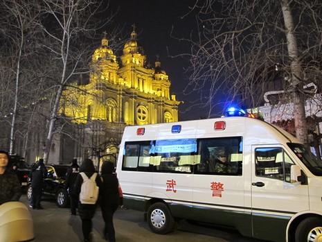 中國教友度重重考驗的子夜彌撒,教會把握聖誕機會福傳