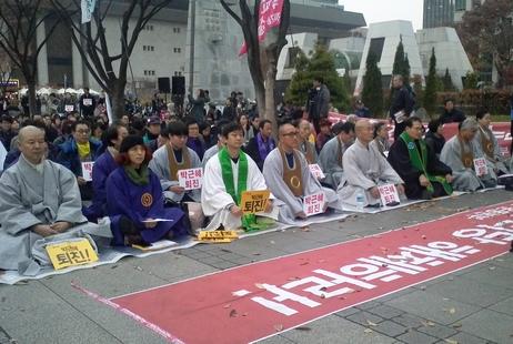 【評論】香港教友可從南韓教會回應朴槿惠醜聞中學習