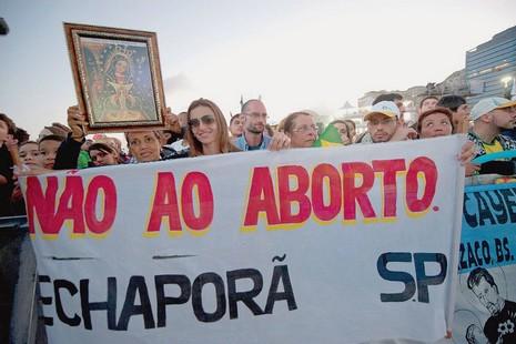 巴西具爭議的墮胎案仍存分歧意見
