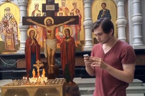 【博文】手機對天主說……