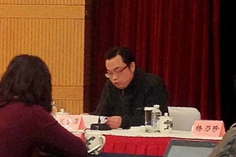 马达钦主教重返上海爱国会,未显示已获得完全自由