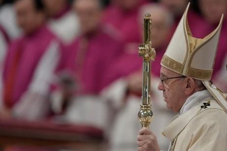 【特稿】地緣政治不明朗之年,卻是教宗全力加速之年