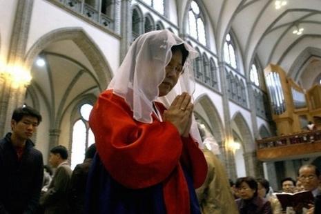 南韓天主教與基督教學者齊呼籲為基督徒合一持續對話