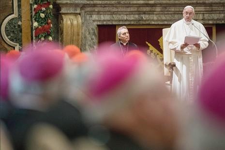 教宗方濟各為教廷帶來新面貌,改革制度與辦事態度 thumbnail