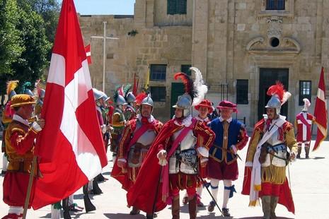 馬爾他騎士團面臨憲制危機