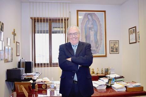 教宗方濟各拉丁美洲好友,願在教廷當「無用的僕人」