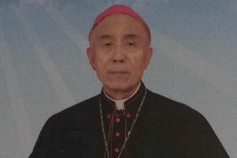 漢中教區神父要求余潤深主教退休,指控其以權謀私