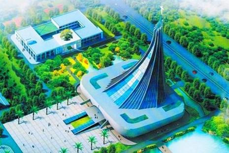 基督教主題公園在中國惹公憤,政府調查核實
