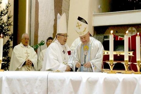 北韓與波斯尼亞兩地教會締結姊妹教區