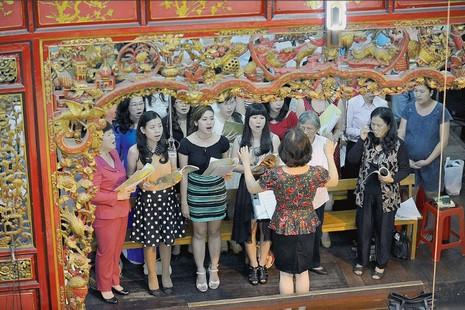 越南宗教自由進展緩慢