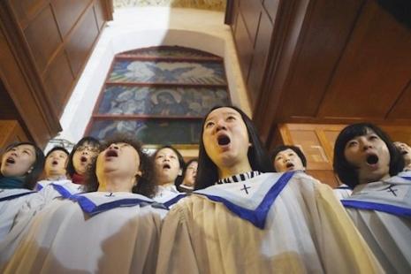 美國自由之家報告稱,中國干預宗教日益增加