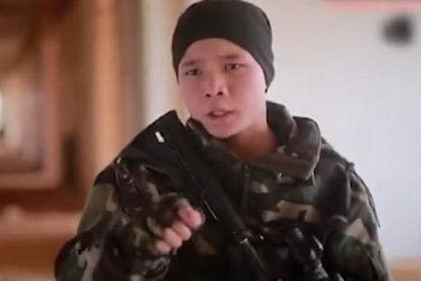 中共以武裝展示警告,震懾新疆維吾爾伊斯蘭教徒
