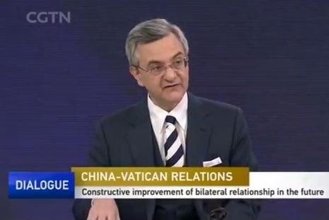 央視節目首次討論中梵關係,嘉賓言論被質疑玩弄言辭