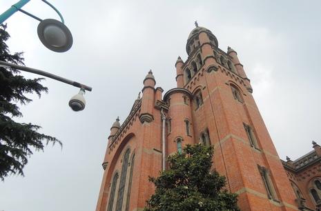 浙江溫州教區被要求所有教堂在三月底前安裝監控器