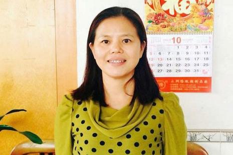 被拘留维权人士赢得中国人权奖,惟未能得到当局理会