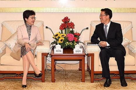 汤汉枢机喜见林郑月娥当选致函祝贺,望推动民主进程
