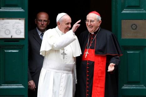 【特稿】教宗諮詢教友代理主教人選,民主辦教空間多大