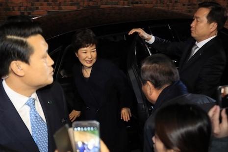 南韓總統朴槿惠下台,在韓國教會歷史上的位置