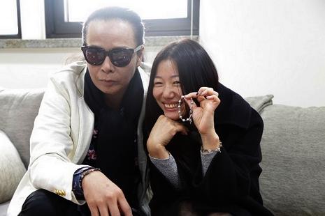 南韓教友名人製作念珠助殘障人士,冀望社會不再歧視