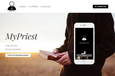 虛構網站「我的司鐸」惹爭論,原為法國大專學生習作