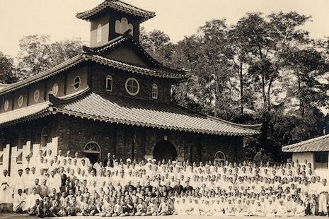北韩教区庆祝成立九十周年,展出珍贵历史照片