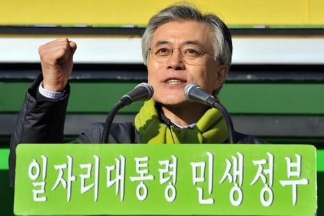 天主教徒文在寅有機會成為南韓新任總統