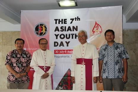 教宗不出席第七届亚洲青年节,「几乎肯定」再访南亚 thumbnail