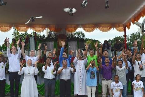 东帝汶总统选举,测试天主教会影响力 thumbnail