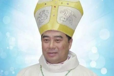 【博文】記郭希錦主教首台聖油彌撒前被帶走