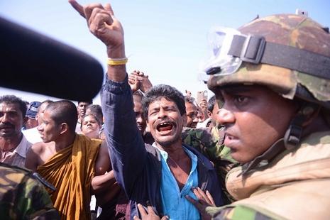 中國爭議專案在斯里蘭卡遇阻力,神父促政府清楚交代