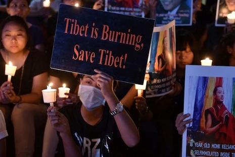 【評論】藏民自焚是人類史上最慘烈抗議運動