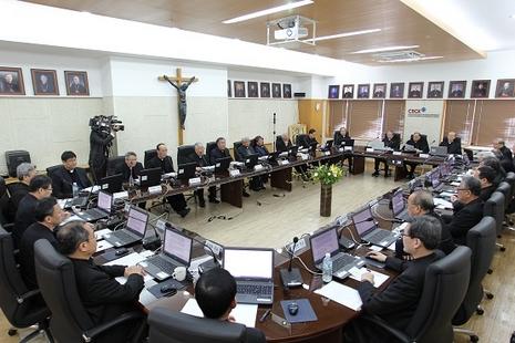韓國教會更新彌撒經書