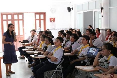 性議題仍是越南忌諱,青少年讚賞教會的性教育計劃