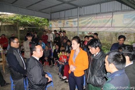 越南當局在復活節擾亂天主教徒 thumbnail