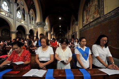 印尼主教團鼓勵女教友從政,有助促進性別平等