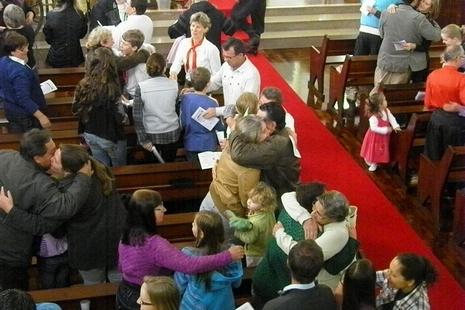 【博文】感恩祭裡「平安禮」的尷尬的尷尬