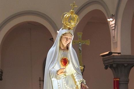 【博文】在法蒂瑪聖母氅衣下行走的時代