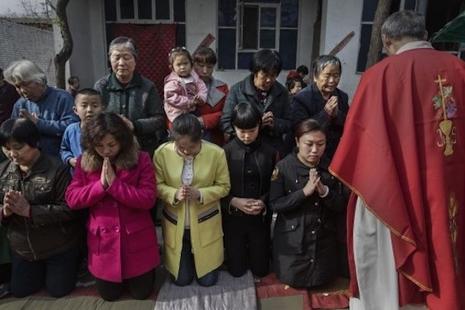 基督徒維權律師李和平被秘密審訊,獲判刑三年 thumbnail