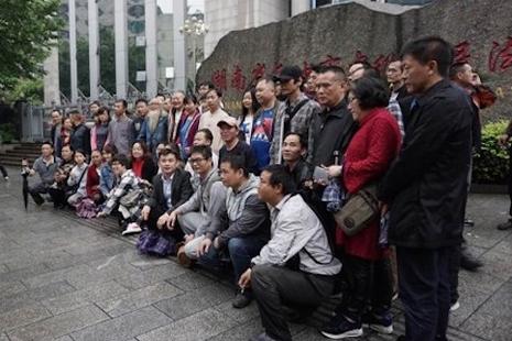 中國李和平律師緩刑後仍被拘留,謝陽律師指控遭酷刑