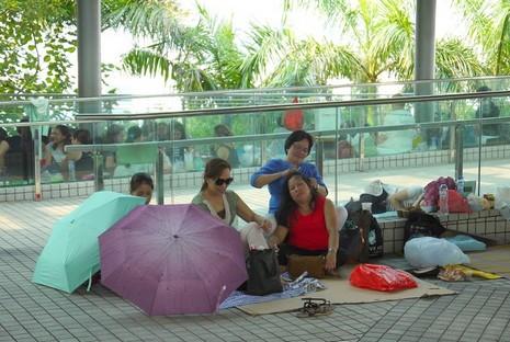 与雇主同住规定给香港外籍家庭佣工造成剥削