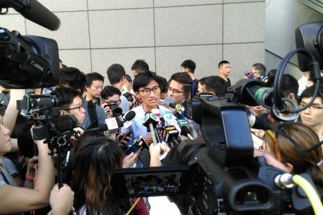北京干預下香港新聞自由警號不斷 thumbnail