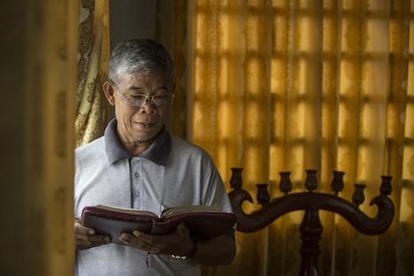 柬埔寨前赤柬成员皈依基督教并成为信徒领袖