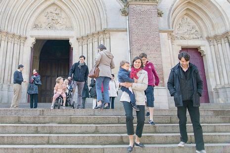 法國天主教徒對總統選舉投票意見分歧