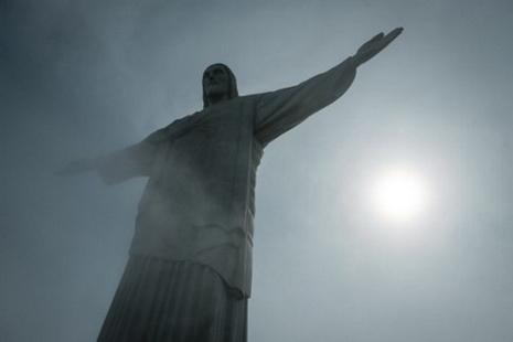 印尼主教批評巨型耶穌像項目